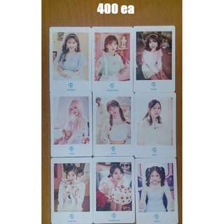 TWICE Candy Pop Offical Photocard