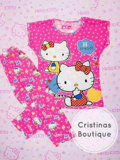 Hello Kitty Star Sleepwear Set
