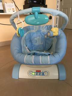Fisher price Infant bouncer / rocker with music