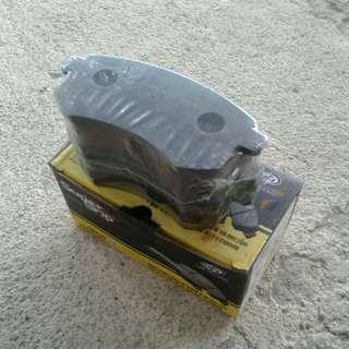 Preve/exora brake pad