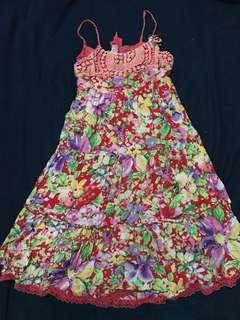 **Preloved Summer Dress