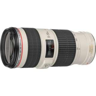 EF 70-200mm f/4L IS USM Lens Canon