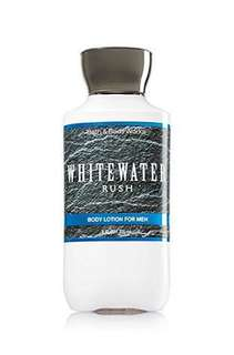 Authentic BATH & BODY WORKS Lotion for Men