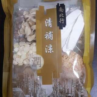 香港「南北行」保健湯包-清補涼湯包