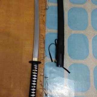 Pedang katana samurai