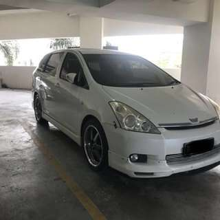 Toyota Wish 2.0(A)
