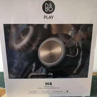 (BNIB) B&O H4 Wireless Headphone
