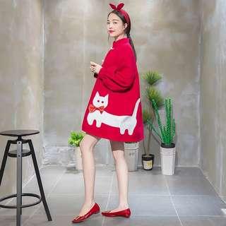 淘寶中國裙, 全新未著過, 闊身