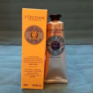 L'occitane Creme Mains Hand Cream