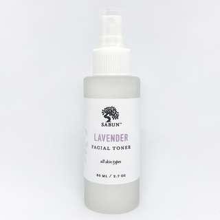 Lavender Facial Toner