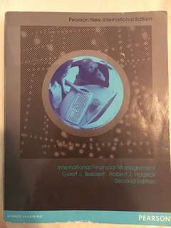 International Financial Management Pearson New International Edition 2nd Edition 9781292021393