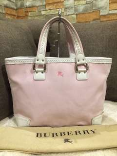 Authentic Burberry Blue Label Hobo With Dustbag