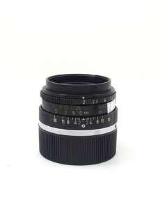 Leica M 35mm F2 Summicron Version 3