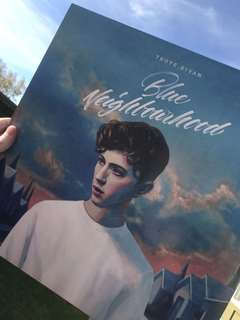 Troye Sivan Blue Neighborhood Vinyl