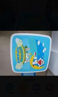 Doraemon Study table with two chairs