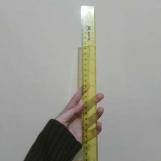 penggaris 30cm