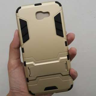 Iron Man Case Gold For Samsung Galaxy J5 Prime