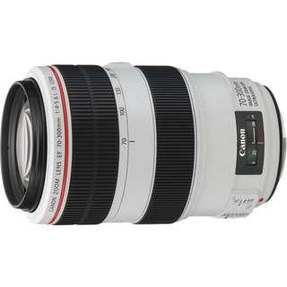 EF 70-300mm f/4-5.6L IS USM Lens Canon