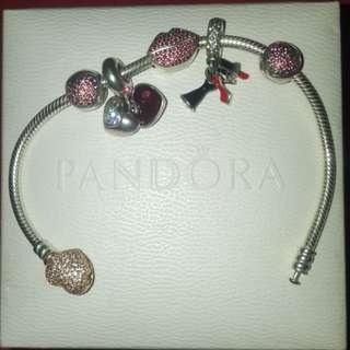 Pandora valentine collection