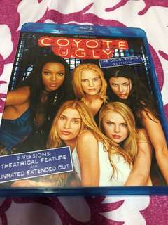 Coyote ugly (bluray)