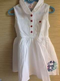 Snoopy Baby Dress