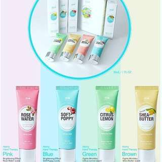 [PO] Atomy Hand Therapy Kit (4pc Hand Cream Set)