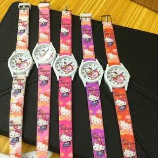 Kids Character Wristwatch