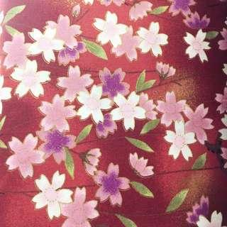 Sakura fabric