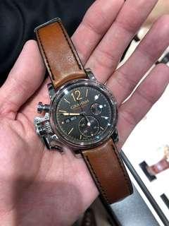 Graham chronofighter oversize 44mm