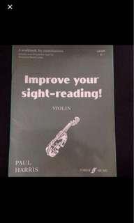 Violin Grade 6 (Last Book)