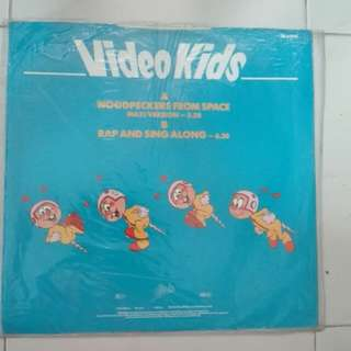 Video Kids vinyl LP