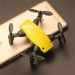 S9 Mini Drone Yellow