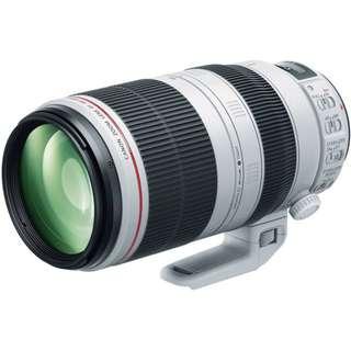 EF 100-400mm f/4.5-5.6L IS II USM Lens Canon