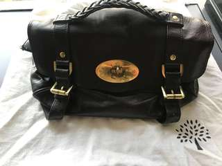 Mulberry classic bag(連塵袋)