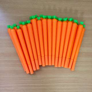 carrot pens (clearance sale)