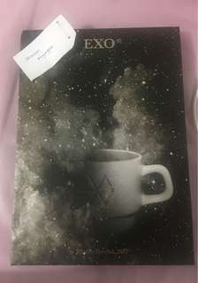 EXO Winter Special Album, 2017 Universe + poster