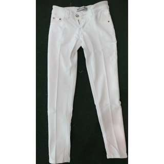 White Soft Jeans