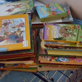 English story books for 5 to 7 years old