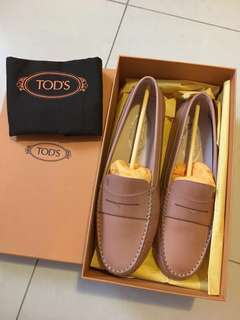 TOD'S Womens shoes 37.5