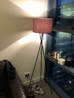 Floor lamp good condition
