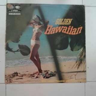 Golden Hawaiian Vinyl LP
