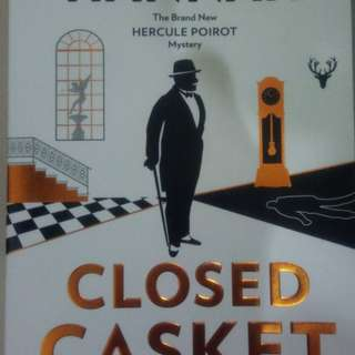 Agatha Christie's Closed Casket by Sophie Hannah