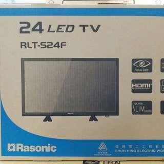 Rasonic TV 樂信24寸LED電視機: RLTS24F