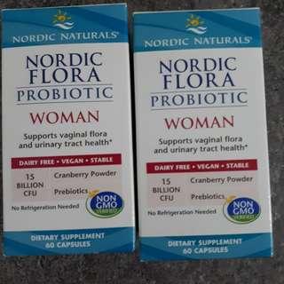 Nordic flora probiotic (woman)