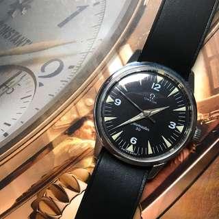 [SOLD] Omega Seamaster 30 Vintage Diver Watch
