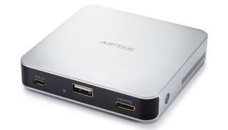 Aiptek i70 mini LED projector, great brightness, used only twice.
