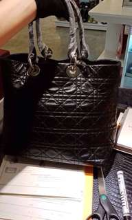 Authentic Lady Dior Handbag
