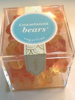Sugarfina Dom Perignon Champagne gummy bears