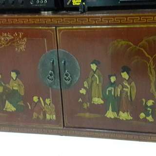 China antique cabinet