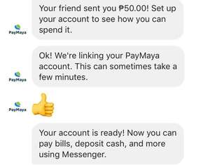 Paymaya Free 50 load